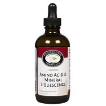 Amino Acid & Mineral Liquescence 4oz