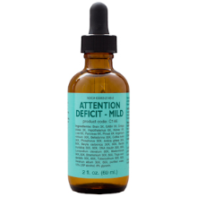 Attention Deficit - MILD 2oz