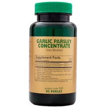 Garlic Parsley Concentrate 90 perles