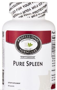 Pure Spleen - 60 caps