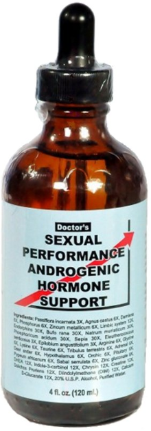 Doctors Sexual Performance Androgenic Hormone Support