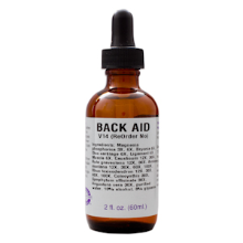 Back Aid (Spasm Pain) 2oz