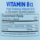 Vitamin B12 Folic Acid - 60 caps