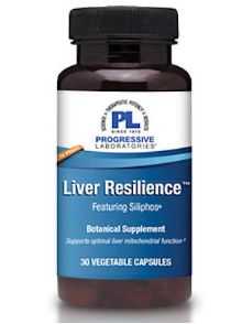 LIVER RESILIENCE PROGRESSIVE LABS SILIPHOS SUPPLEMENTS SUPEROXIDE DISMUTASE SOD