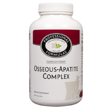 Osseous-Apatite Complex - 180 caps