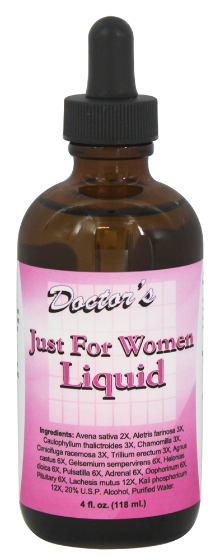 Doctors Just for Women Liquid