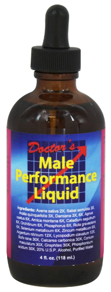 Doctor's Male Performance Liquid