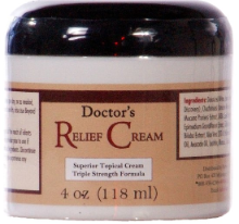 Beyond Relief Cream