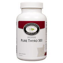 Pure Thyro 500 - 90 caps