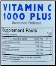 Vitamin C 1000 Plus - 60 tablets